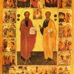 12 июля — Праздник Святых апостолов Петра и Павла