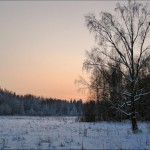 Народный календарь на январь