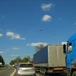 Пробки на Дмитровском шоссе