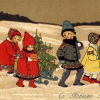 «В лесу родилась ёлочка …». Полный текст и история самой популярной новогодней песенки