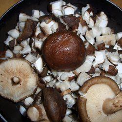 Вкусный и полезный гриб шиитаке, его лечебные свойства