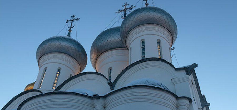 Как питаться православным христианам в Рождественский пост?
