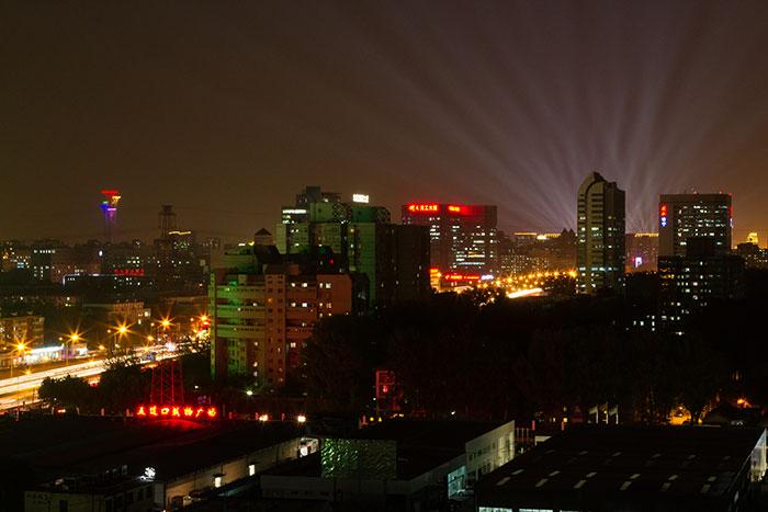 Китайский Новый год, Праздник весны. Пекин