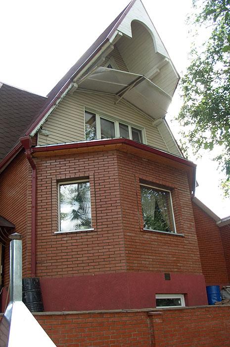 окно в загородном доме, пластиковые окна для загородного дома,