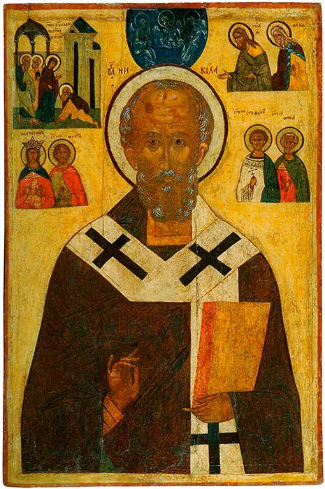 Свт. Николай Мирликийский