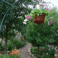 Из каких материалов получаются красивые и удобные садовые дорожки?