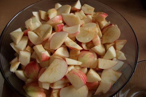 Яблоки, яблочный уксус