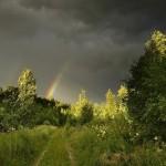 Можно ли пройти под радугой?